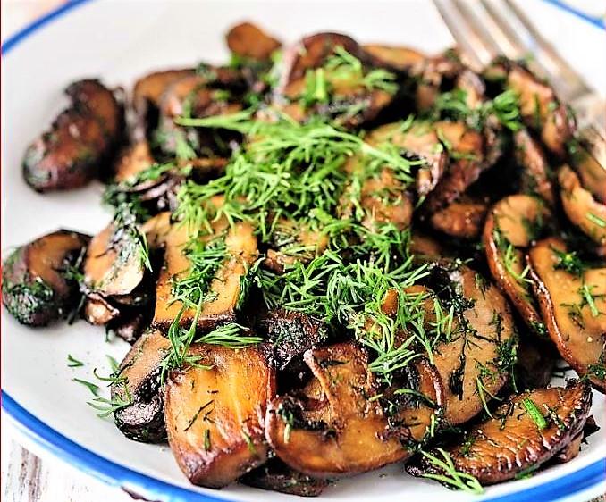 Kalória gombák és étrendi tulajdonságok