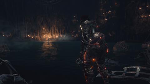 A gyűrűs város (DLC) - a folyosón sötét lelkek 3 - Dark Souls 3 - Csalások, útmutató, ólom,