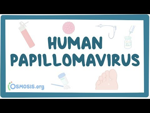 hpv viruksen tünet