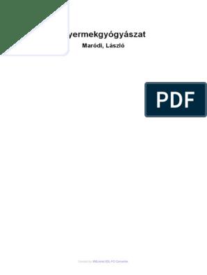 humán papillomavírus patofiziológiája