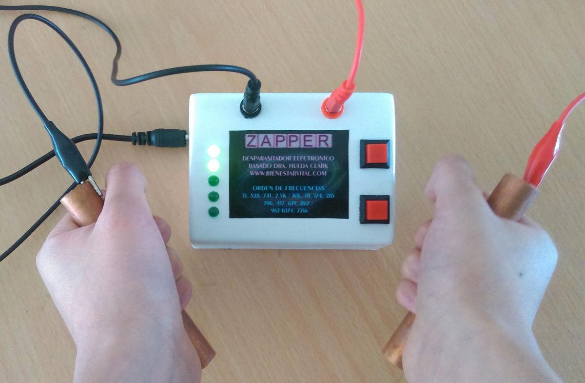 Terminátor zapper paraziták - Zapper biorezonanciás készülék