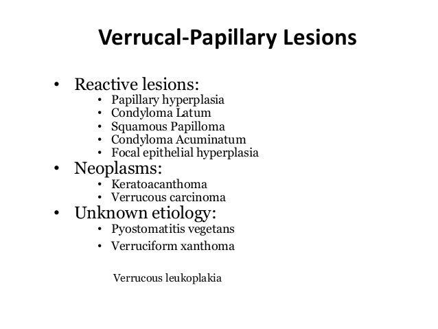 papillomavírus szájkárosodás