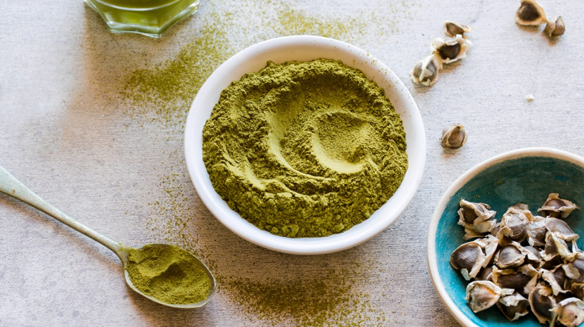 a moringa oleifera féreghajtó hatása