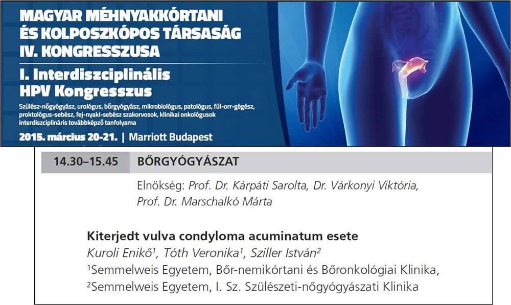HPV fertőzés - Budai Egészségközpont Diagnosztikus genitális papilloma