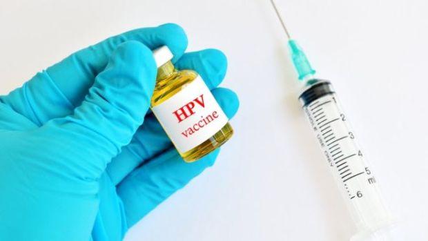 hpv vakcina vastagbélrák condyloma férfiaknál a nyakon