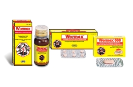 wormex for pinworms